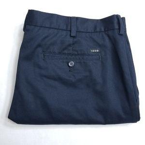 Izod American Chino Black Pants Straight Fit